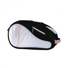 RS CLASSIC PADEL BAG WHITE/BLACK/PINK
